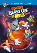 Tom & Jerry: Blast off to mars