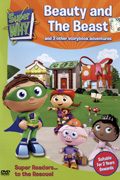 Super Why - Beauty and the Beast