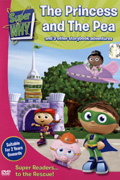 Super Why - The Princess and the Pea