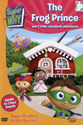 Super Why - The Frog Prince